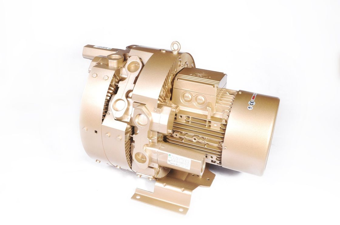 7.5KW Three Stage 3 Phase High Suction  Vacuum Pump Ring Blower
