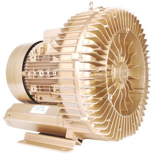 GHBH 5D7 36 AR8 4.3 Kw Regenerative Air Blower For Industrial Desiccant Dehumidifier