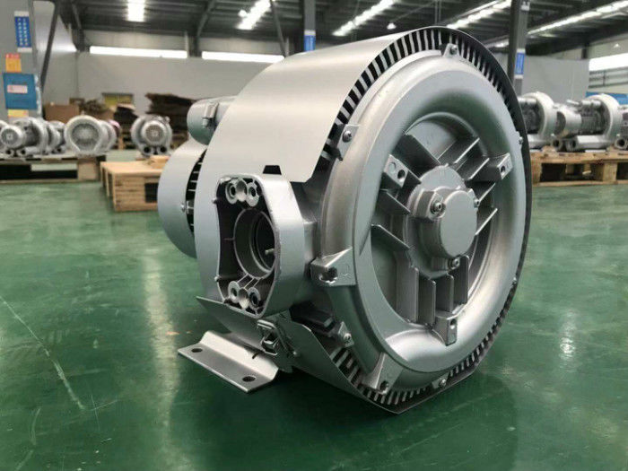 1.5 Kw Water Treatment Side Channel Blower Ring Air Blower With CE Certification